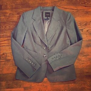 Gray Limited suit jacket